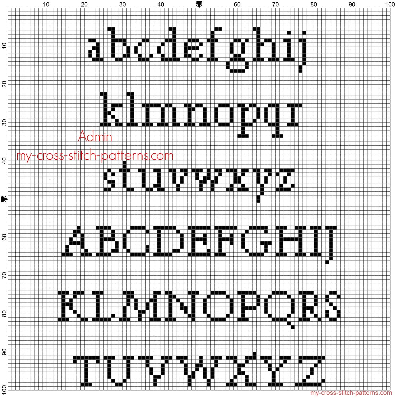 alfabeto_punto_croce_semplice_carattere_adobe_arabic