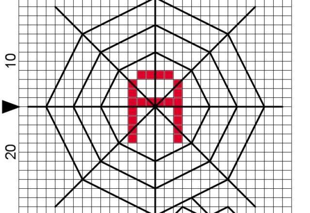 alfabeto_ragnatela_lettera_a