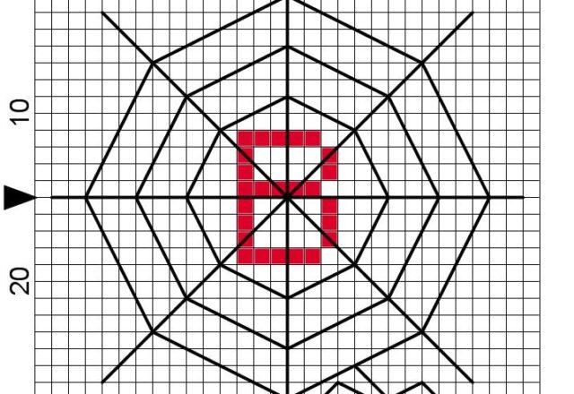 alfabeto_ragnatela_lettera_b