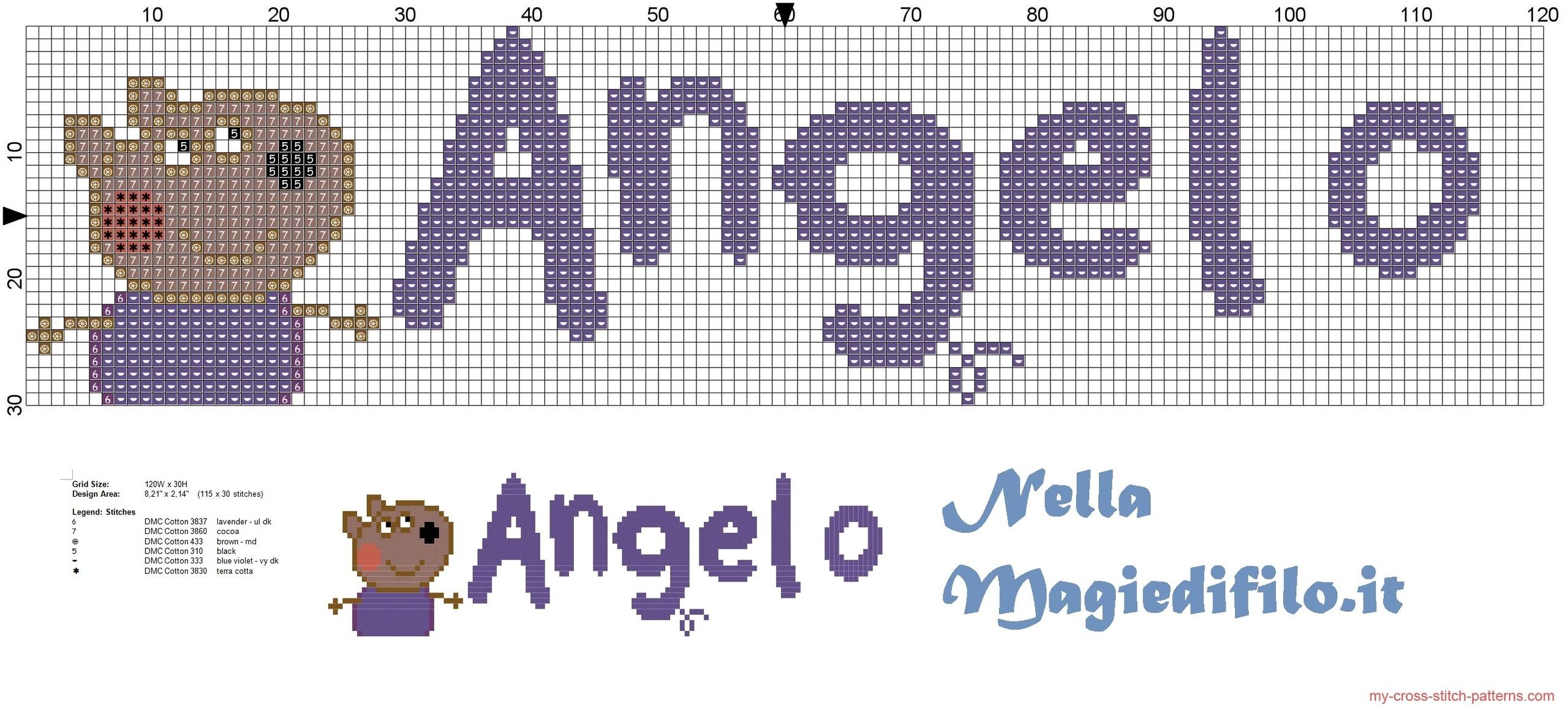 angelo_nome_con_danny_il_cane_amico_di_peppa_pig