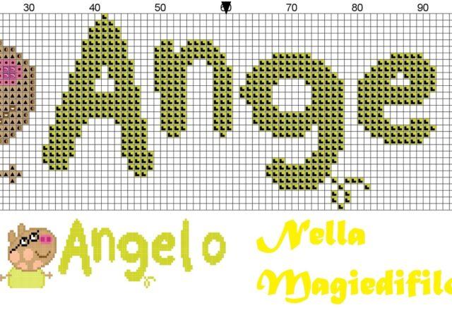 angelo_nome_con_pedro_il_pony_amico_di_peppa_pig