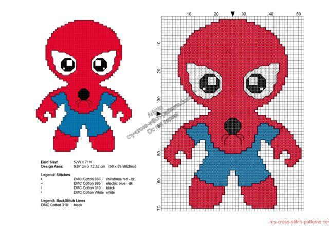 baby_spiderman_schemi_punto_croce_gratis_supereroi_50x69