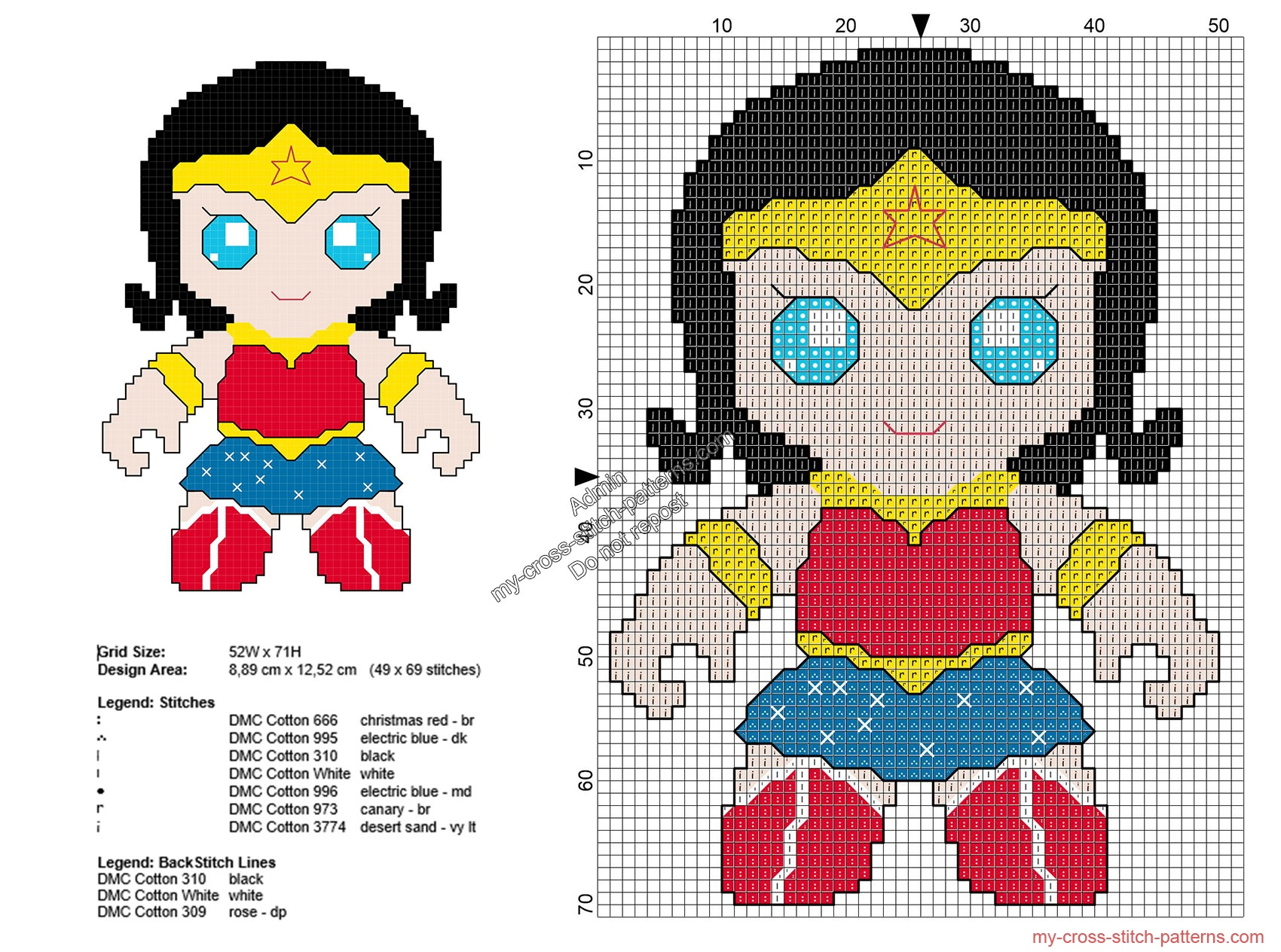 baby_wonder_woman_schemi_punto_croce_gratis_supereroi_49x69