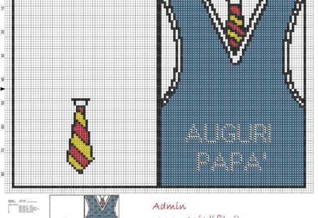 biglietto_auguri_papa_con_cravatta_colorata