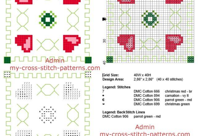 biscornu_schema_punto_croce_gratis_con_cuori_e_figure_geometriche_in_40_crocette