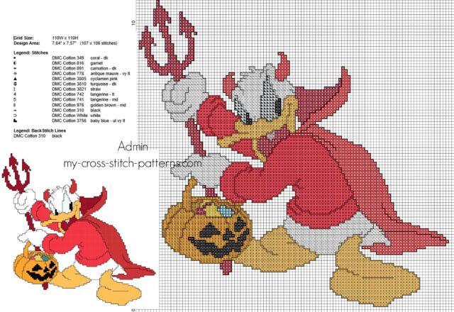 disney_paperino_costume_da_diavolo_di_halloween_schema_punto_croce