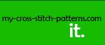"""""""Condividi i tuoi schemi punto croce creati con software!"""""""