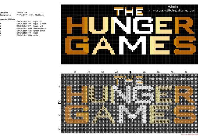 hunger_games_romanzo_e_film_per_ragazzi_titolo_testo_schema_da_ricamare_gratis