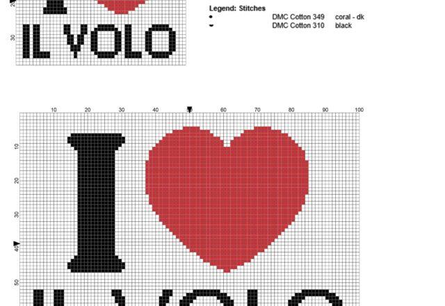 i_love_il_volo_band_musicale_italiana_schema_punto_croce_in_due_dimensioni