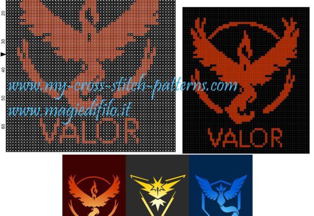 schema_punto_croce_team_valor_pokemon_go_
