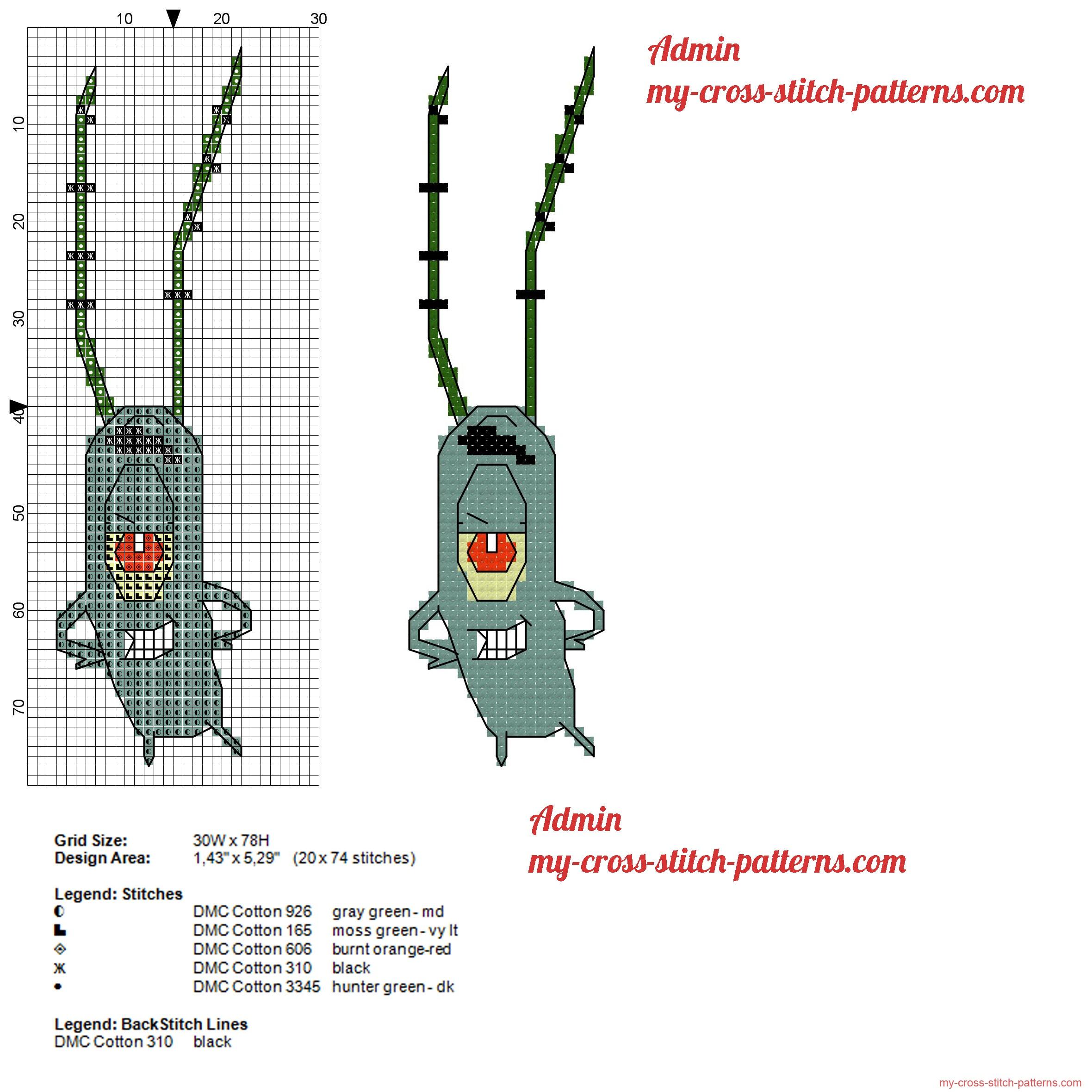 sheldon_j__plankton_personaggio_di_spongebob_a_punto_croce