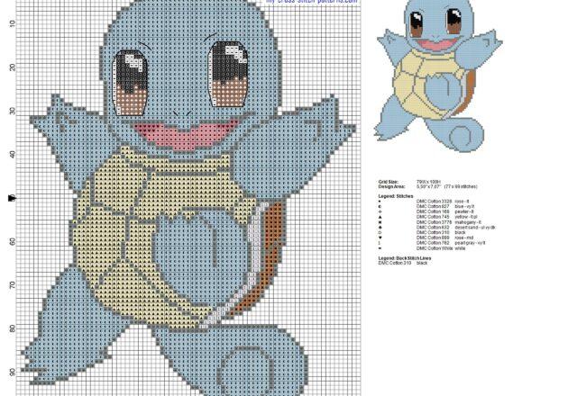 squirtle_pokemon_di_tipo_acqua_numero_007_prima_generazione_punto_croce